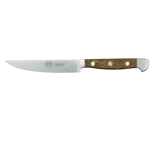 Das große Güde Alpha Fasseiche Porterhouse-Steakmesser E380/12