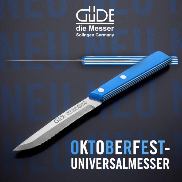 Das Güde Oktoberfest Messer 9900/10-BW