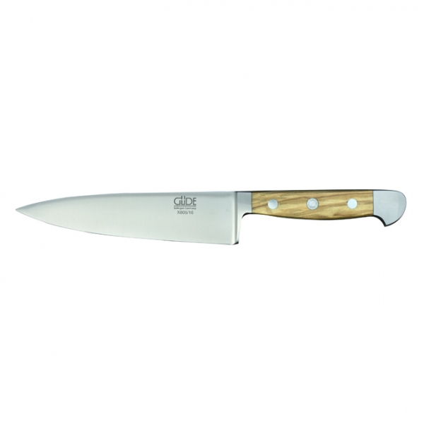 The small Güde Alpha Olive chef's knife X805/16