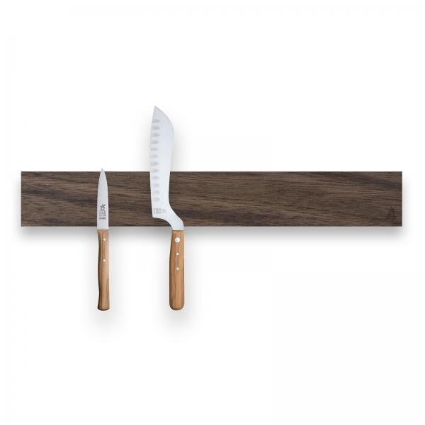 Magnetische Messerleiste Walnussholz